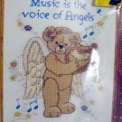 Musical Inspiration cross stitch kit
