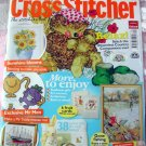 UK Cross Stitcher Magazine September 2006  #177