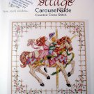Carousel Ride by Bayberry Cottage horse cross stitch leaflet