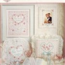 Two Hearts United cross stitch dimensions