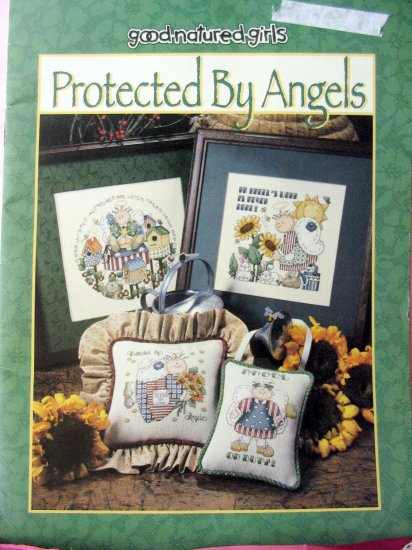 Protected by Angels cross stitch patterns