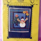 Applique quilt pattern Frosty & Friends by Own Hands