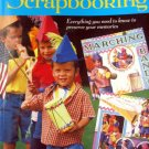 Scrapbooking (Better Homes & Gardens) (Paperback)
