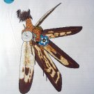 Gifts from a friend Lone Deer Sonagolese Indian Cross Stitch indian
