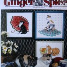 Purr-ecious Pets - Cross Stitch Pattern cat