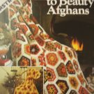 Crocheted Scraps to Beauty Afghans Leaflet 163 crochet pattern
