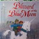 Blizzard of the Blue Moon (Magic Tree House #36) [Hardcover]