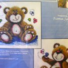 Butterfly Bears Kit by Jeanette Crews cross stitch