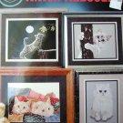 Kitten Kaboodle Cross Stitch Leaflet Cat