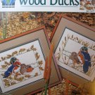 Marshland Wood Ducks Cross Stitch by True Colors