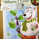 Where I Love! The Earth Lover's Huge Activity Book