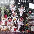 Christmas Tradition Gift Ornaments Cross Stitch Kit