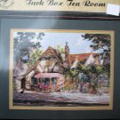 Tuck Box Tea Room Marty Bell Cross Stitch