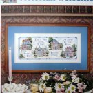 Victorian Welcome by Betty Whiteaker Cross Stitch
