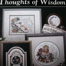 Thoughts of wisdom Stoney Creek Cross Stitch