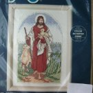 Good Shepherd Jesus Cross Stitch Kit
