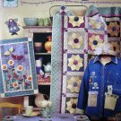 Cottage in Bloom Debbie Mumm Quilt Patterns