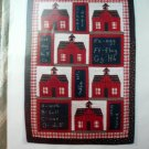 School Days Quilt Pattern by Red Wagon
