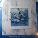 Dolphins Cross Stitch Kit by Janlynn