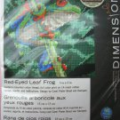 Dimensions Red-Eyed Leaf Frog  Needlepoint Kit