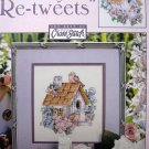 Cozy Re-Tweets Cross Stitch Bird Patterns Donna Giampa