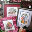 Home Tweet Home Cross Stitch Pattern by Baatz