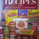 Best Recipes of the Great Food Companies Hardcover by Judith Anderson