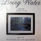 Living Water Beautiful Threads Needlework Designs Cross Stitch
