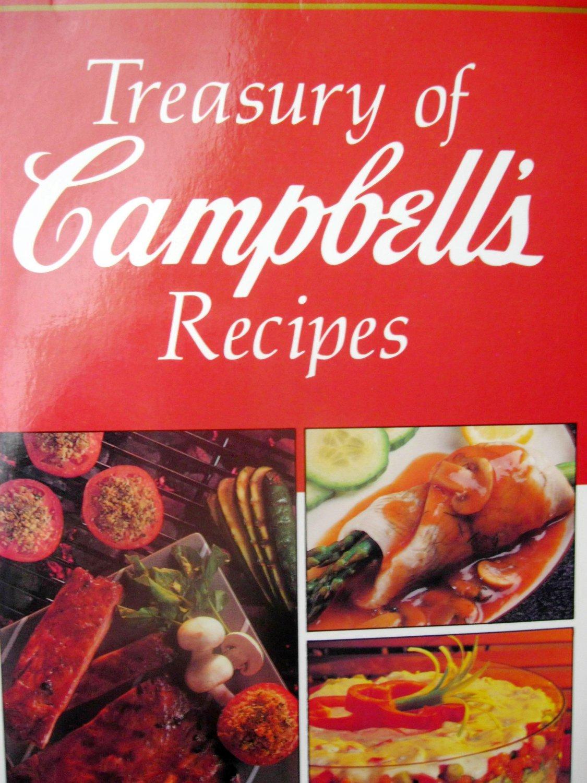 Treasury of Campbells Recipes