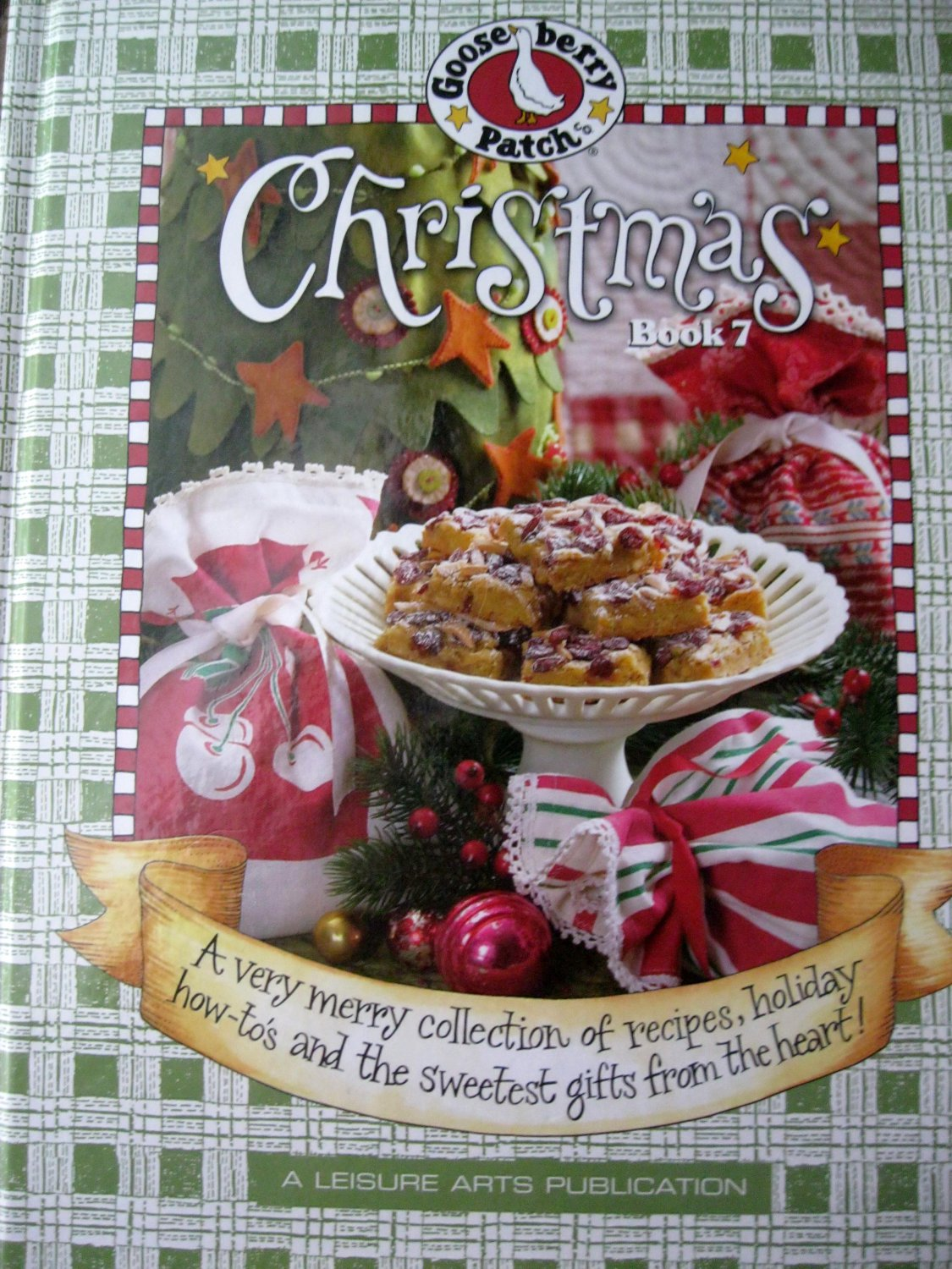 Gooseberry Patch Christmas Hardcover 2005