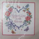 A Mother's Love Cross Stitch Kit by J P Coats