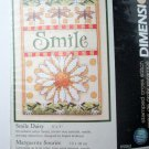 Dimensions Smile Daisy Stamped Cross Stitch Kit