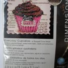 Dimensions Crafts Stamped Cross Stitch Kit Everyday Cupcakes