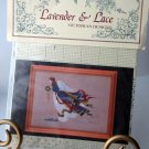 Lavender & Lace The Second Angel of Freedom Cross Stitch Pattern Marilyn Leavitt-Imblum
