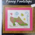 Fancy Footsteps Cross Stitch Kit Shoe Serendipity designs