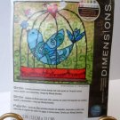 Dimensions Needlepoint Kit New Birdie Bird