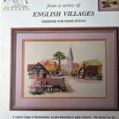 Village England Series Herefordshire Village Counted Cross Stitch