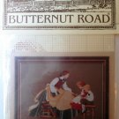 Butternut Road The Teacher Cross Stitch Pattern Marilyn Leavitt-Imblum