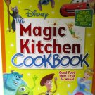Disney Magic Kitchen Cookbook by Stephanie Karpinske