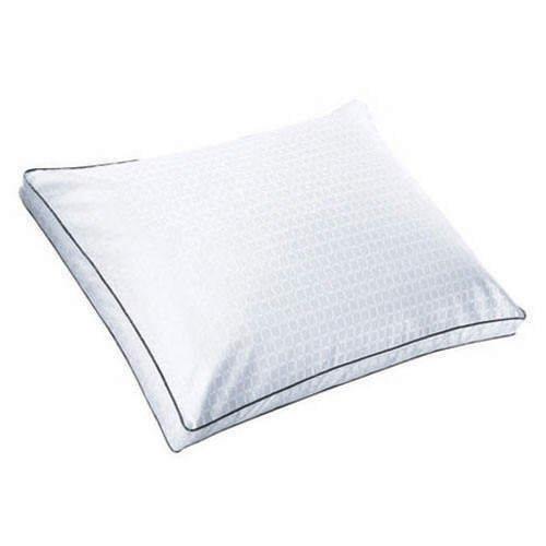 Sleep Innovations 2-in-1 Memory Foam Microfiber Bed Pillow