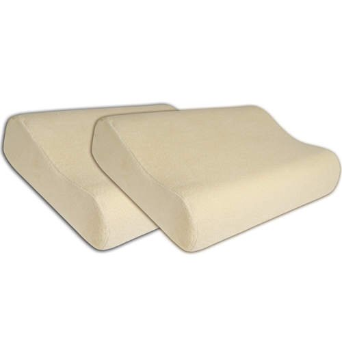 Contour Memory Foam Pillows  ( 2 pk. )