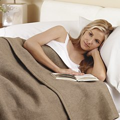 Sunbeam Electric Heated Blanket w/ Digital Controls - King