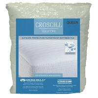 Croscill - Mattress Pad with Bioshield (400TC Pima cotton)