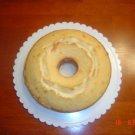 CocoRum Pound Cake
