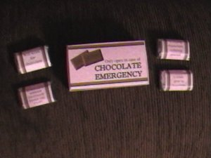 Chocolate Emergency Kits!  Great office gifts!
