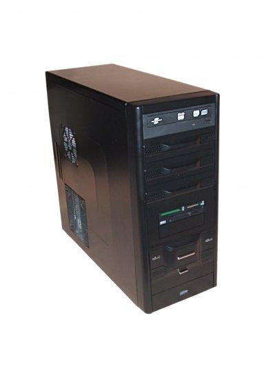 """Basic Multimedia PC """"Hermes"""""""