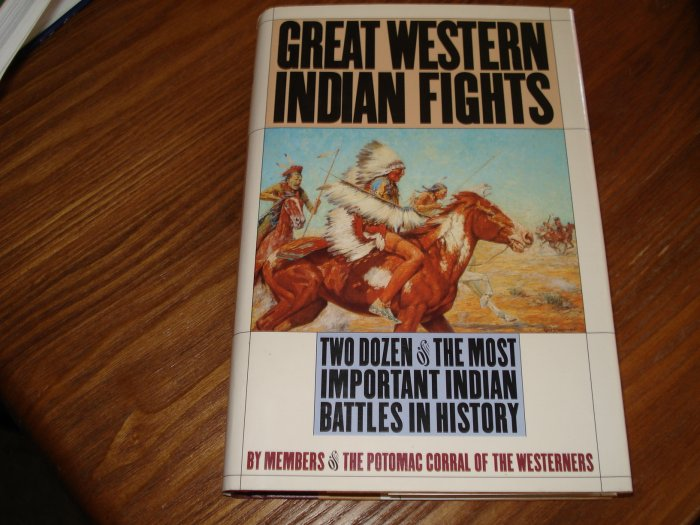 Great Western Indian Fights