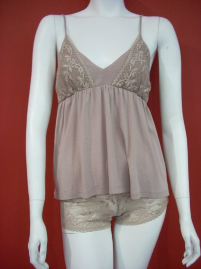 WENDY GLEZ CAMISOLE AND BOYSHORT