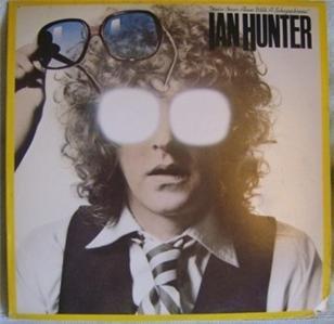Ian Hunter Vinyl Album LP, Mott Hoople, Schizophrenic