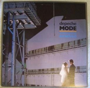 Depeche Mode Some Great Reward Vinyl Album LP, Ex Cond